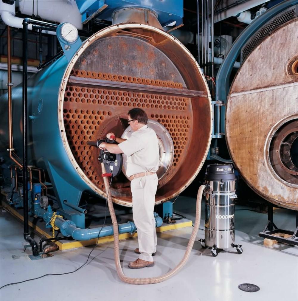 Чем очистить теплообменник газового котла от накипи